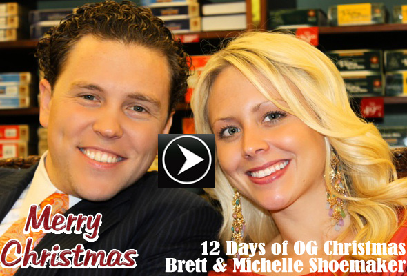 Day 8: 12 Days of Christmas with Organo Gold