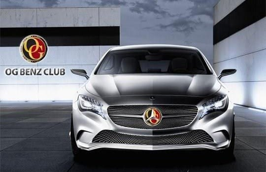 OG Benz Club Presentation (Spanish) #letsgo!