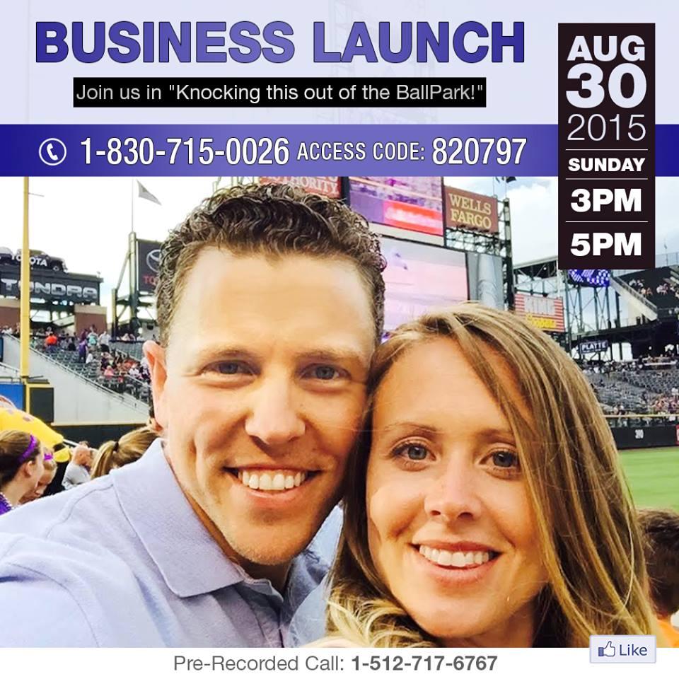 Brett & Michelle Shoemaker join Zurvita
